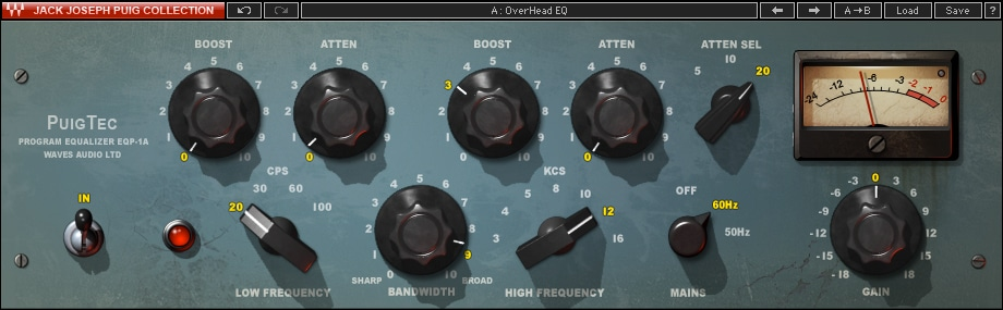 Waves PuigTec EQ