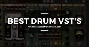 best drum VSTs